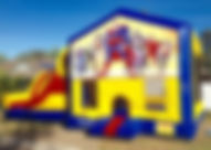 Superman Jumping Castle brisbane Jumping castle Ipswich , Jumping Castle Gold Coast, Bouncy castle brisbane, Bouncy Castle Ipswich, Bouncy Castle Gold Coast, Jumping castle Hire Brisbane, Jumping Castle Hire Ipswich
