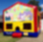 Peppa Pig Jumping castle brisbane,jumping castles ipswich, goldcoast jumping castle, jumping castle hire brisbane, cheap jumping castles brisbane, bouncy castles brisbane