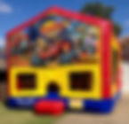 Blaze and The Monster Machines Jumping C