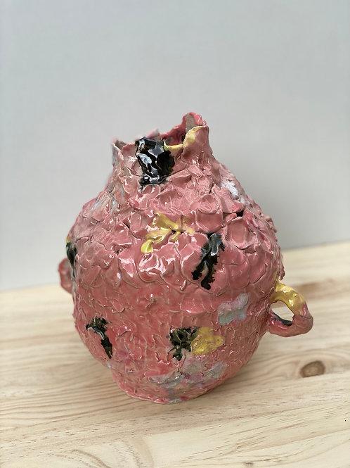 Impermanent Vase Pink