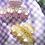 Thumbnail: Pince Crabe - Daisy hairclip