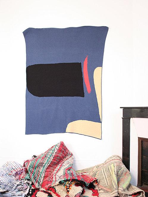 Armchair blanket