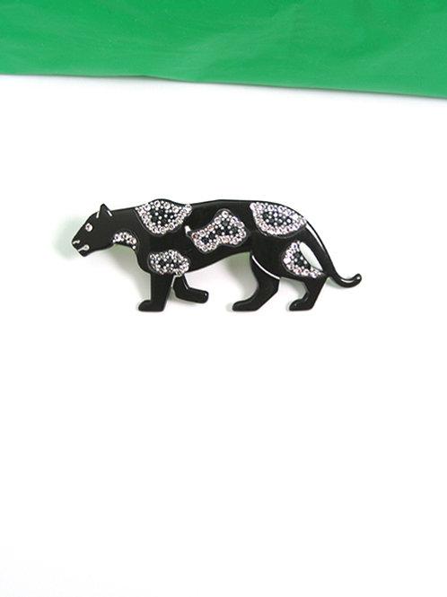 Panther Hairclip