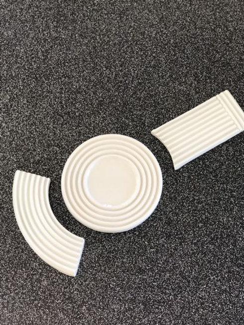 Porcelain Plates Mae Engelgeer