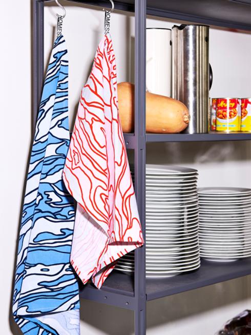2 Tea Towels