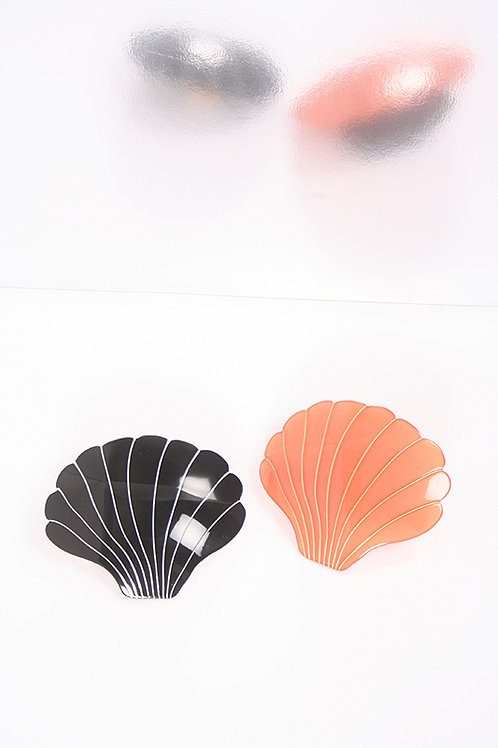 Seashell Hairclip