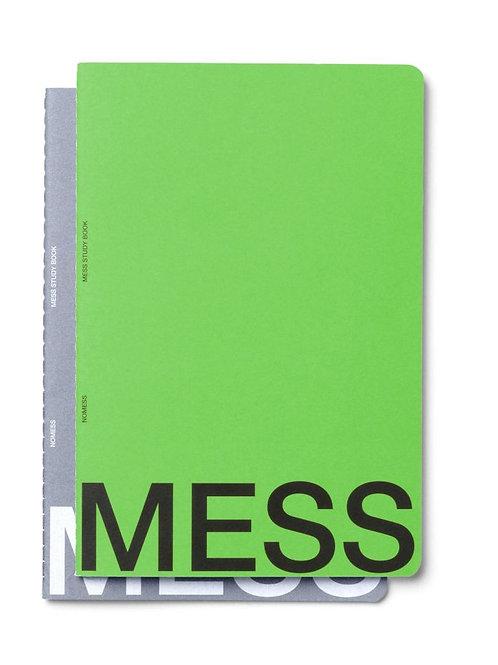 2 notebooks M