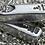 "Thumbnail: 2 OZT ""Mean Bear"" KitKat Hand Poured silver bar"