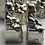 """Thumbnail: 4 OZT """"LUCKY Buddha"""" .999 fine silver statue"""