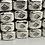 Thumbnail: Hand Poured .999 fine silver bar Kit Kat Don't Tread On Me style