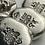 Thumbnail: 1.5 OZT silver PHARAOH SKULL