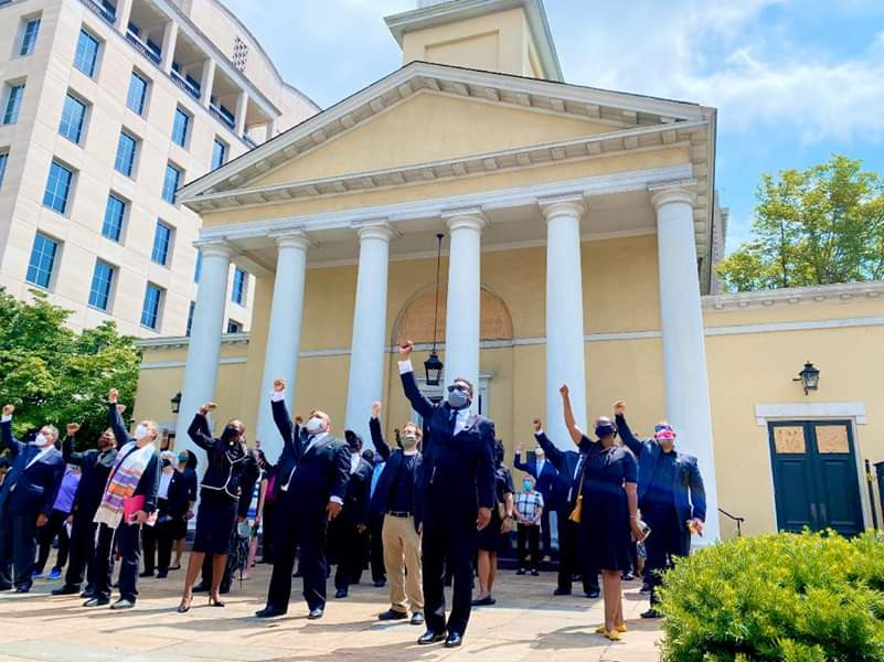 Black Lives Matter Plaza Naming