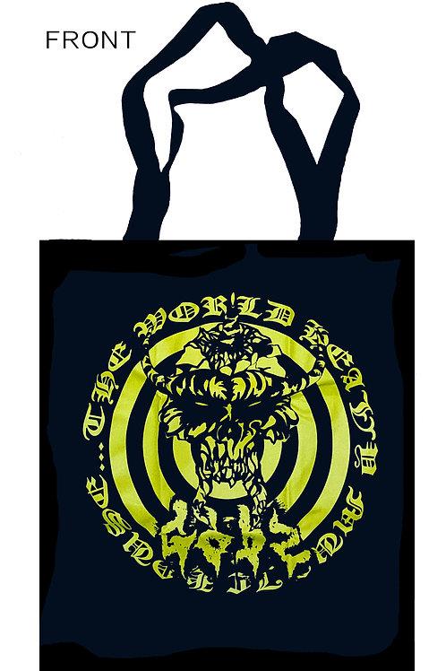 GODZ  Foldable Travel/Shopping Bag