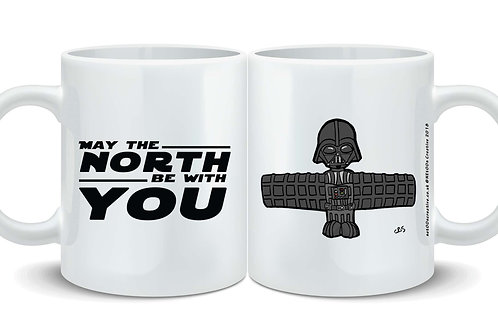 May The NORTH Be With YOU (Darth Angel)