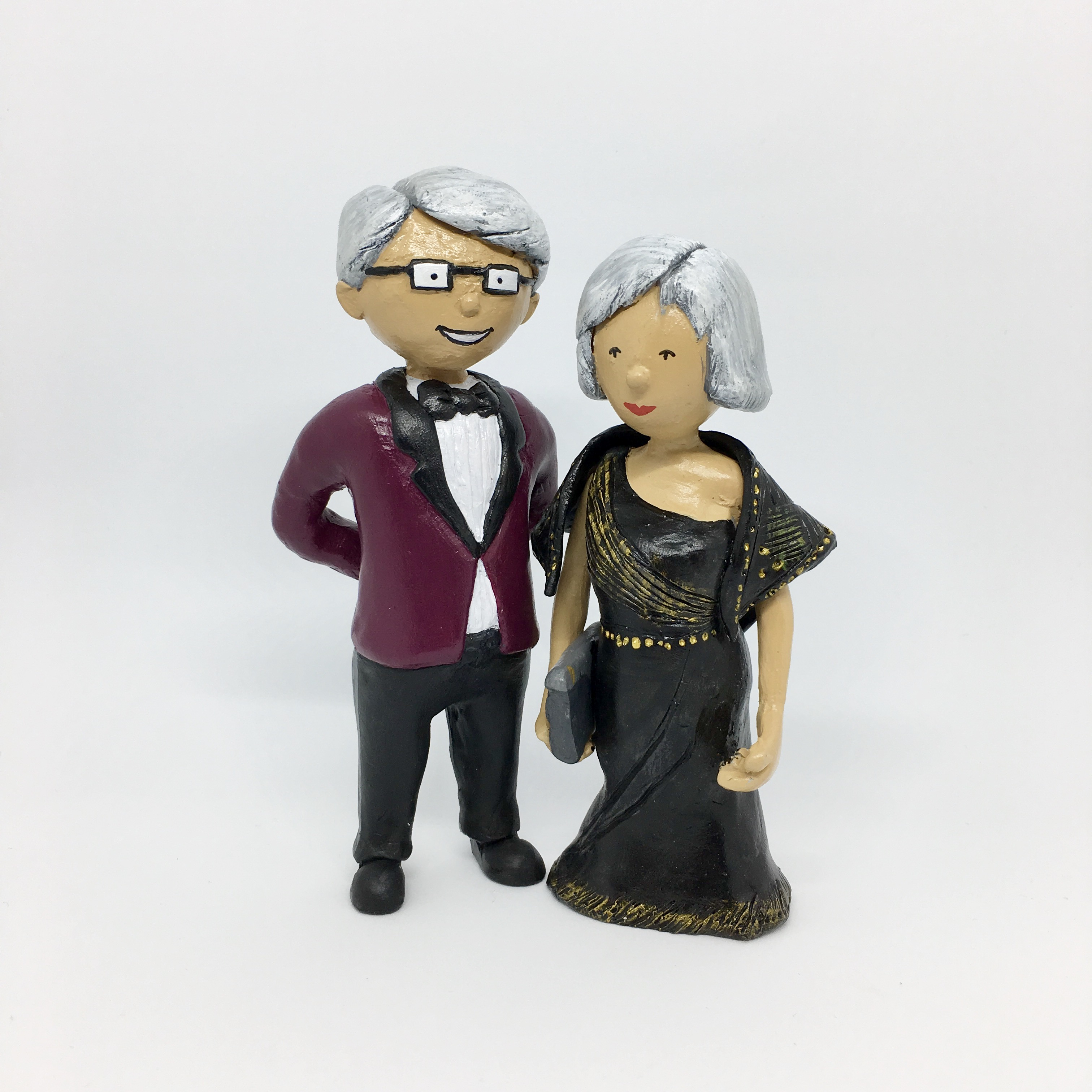 Cake Topper Commision