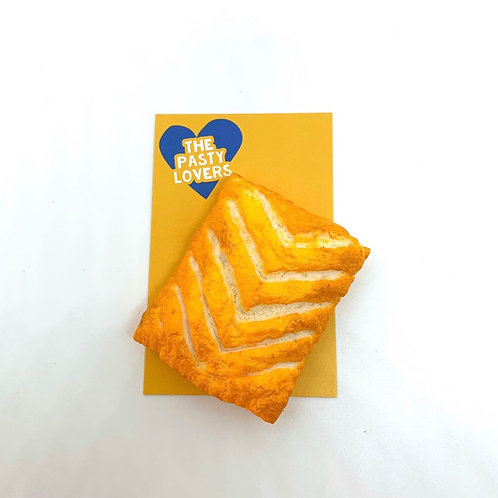 Cheese Pasty Magnet