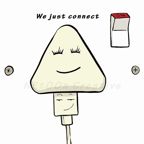 We Just Connect