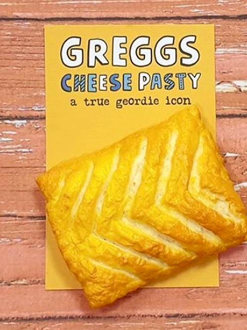 Cheese Pasty