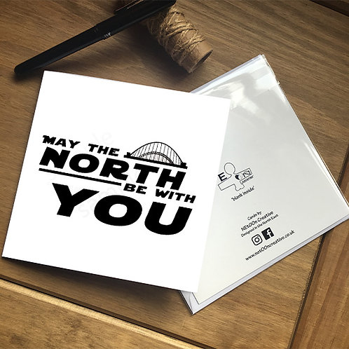 May The North Be With You
