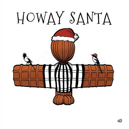 Howay Santa