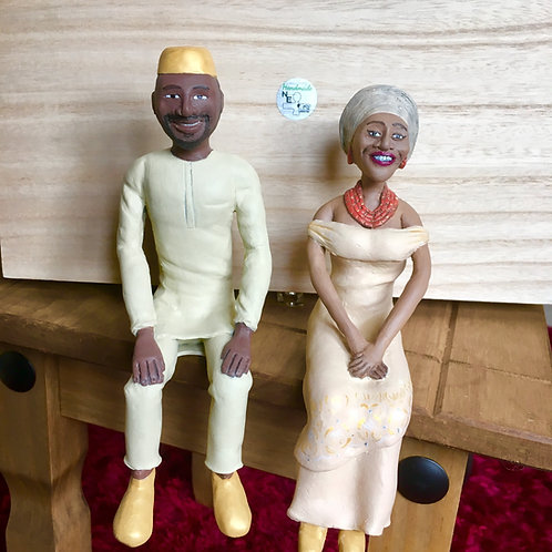 Models and Cake Topper Commission Deposit