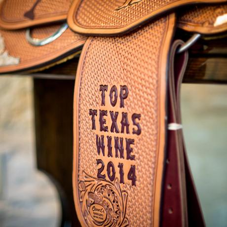 Fine Wine is the Pride of Texas