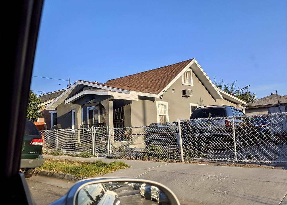 A home in East LA