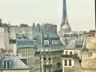 October 12, 2021: To Be In Paris...