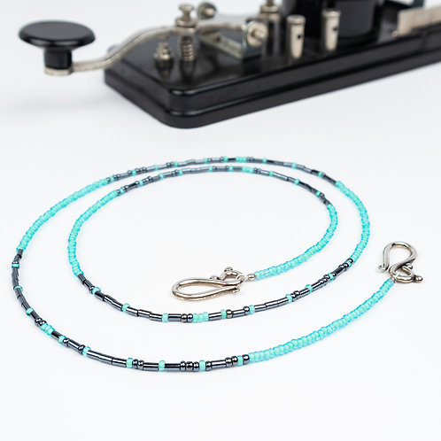 Good Trouble Beaded Chain