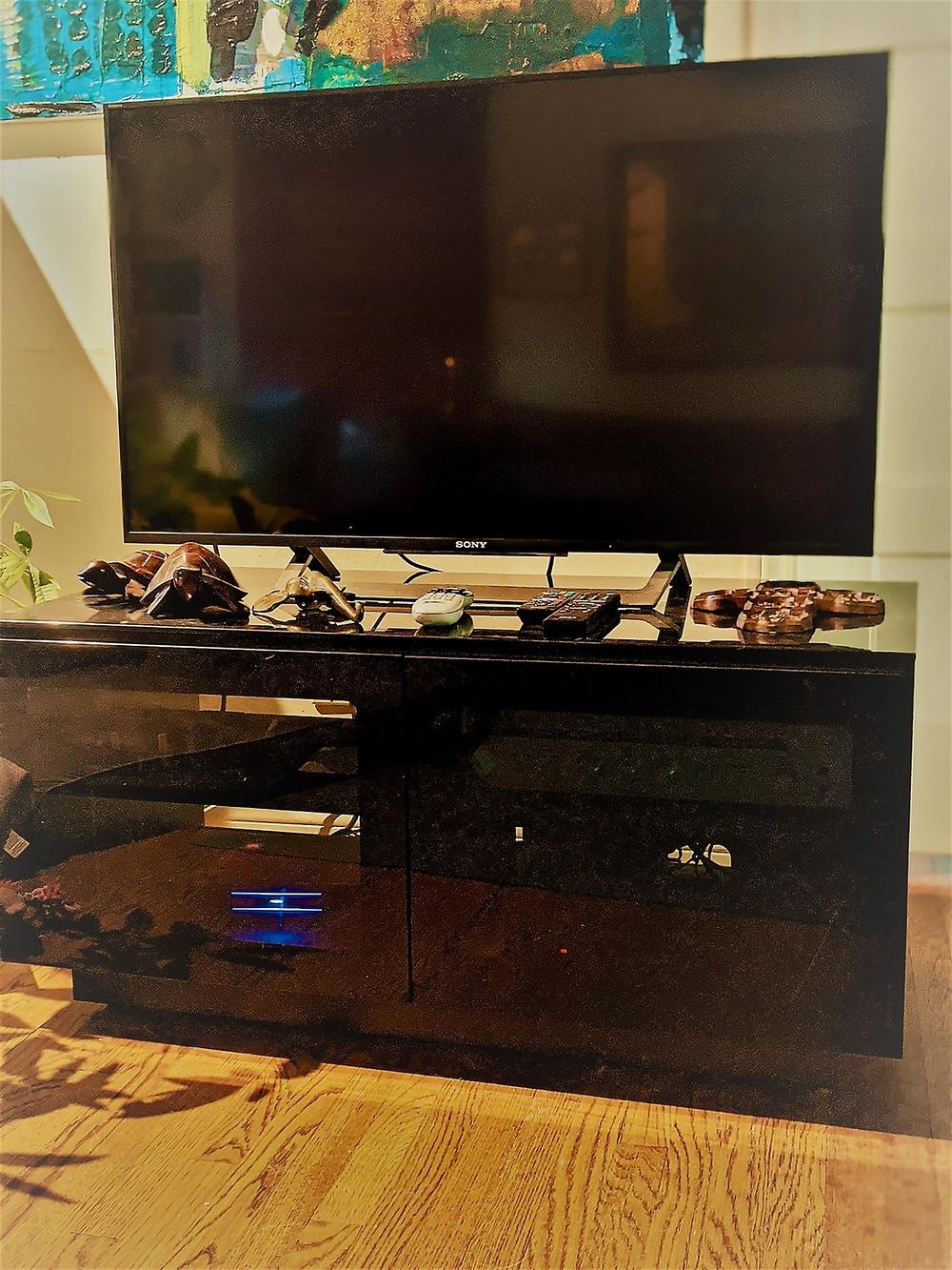 Home TV setup
