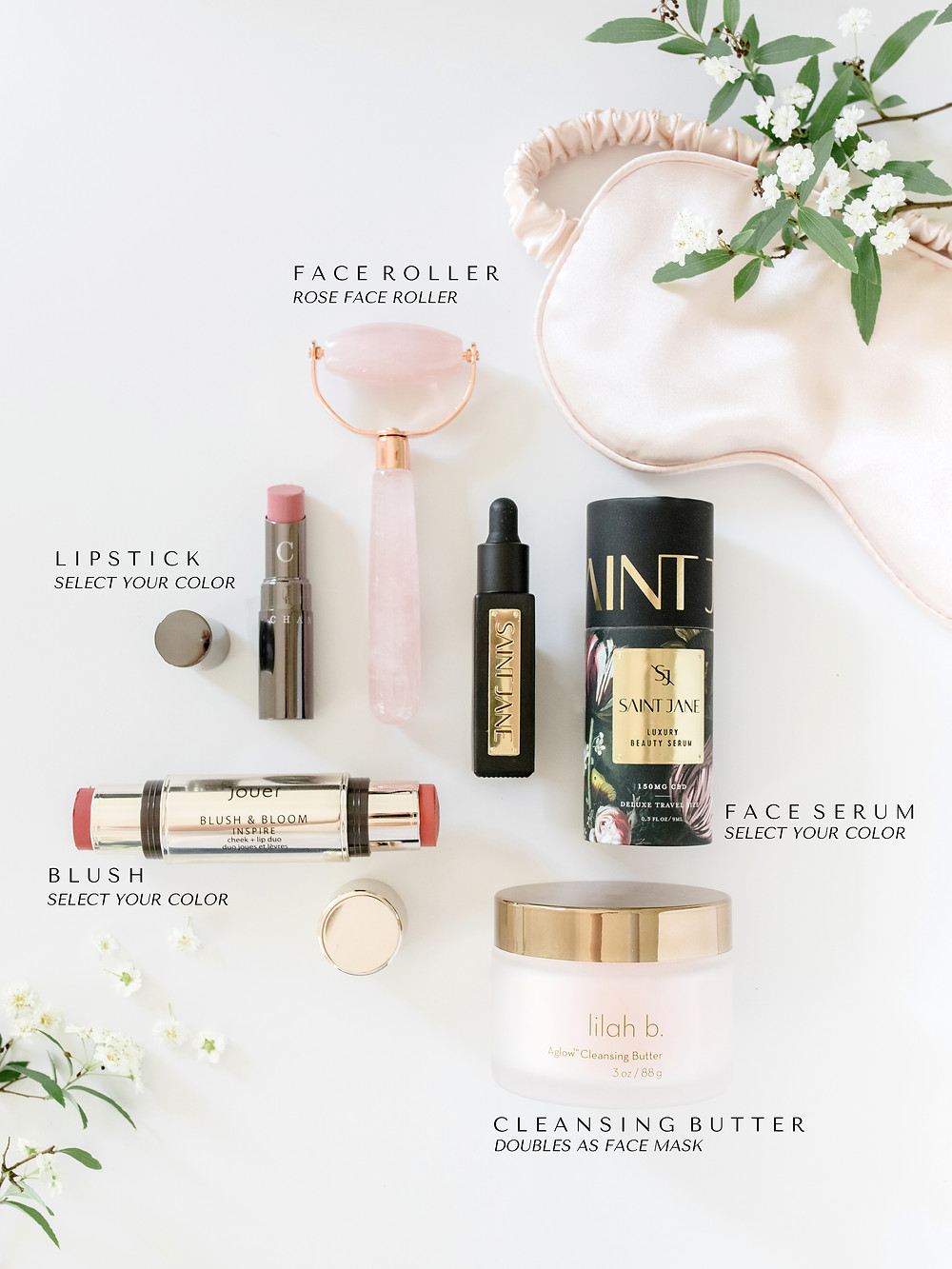 CLEAN BEAUTY PRODUCTS JUST FOR MOM