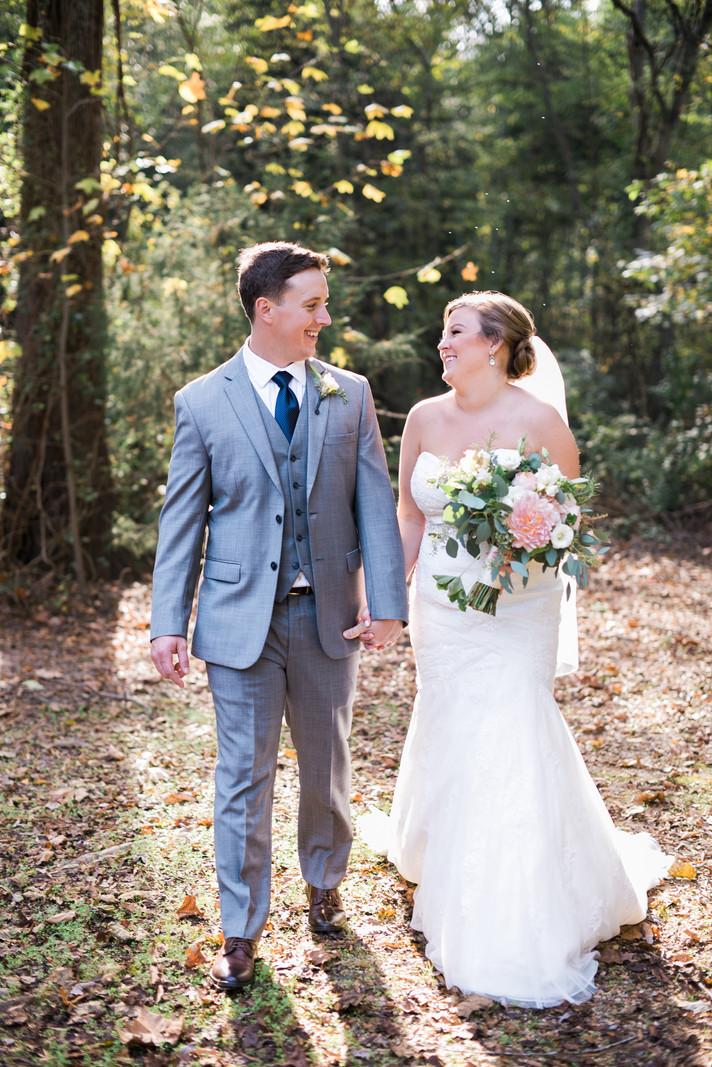 Lindsey and Matthew's Wedding Day