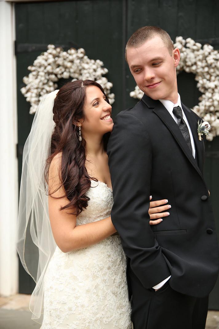 Tatiana and Zach's Wedding Day