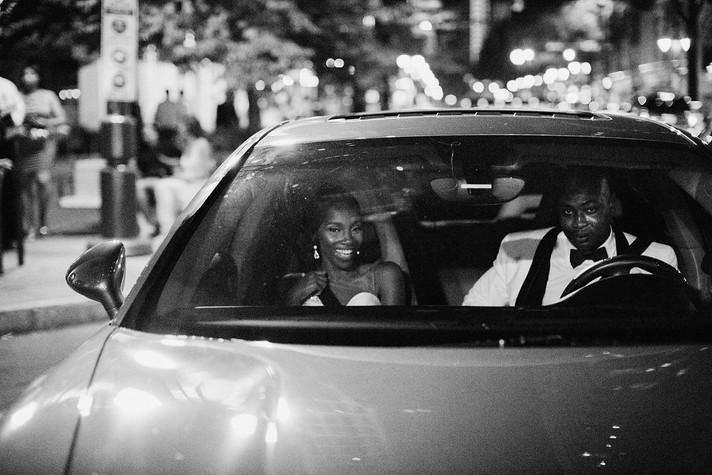 Brandi & Don's Wedding Day