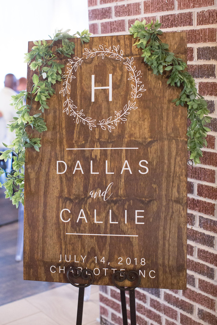 Callie and Dallas Wedding 7.14.18