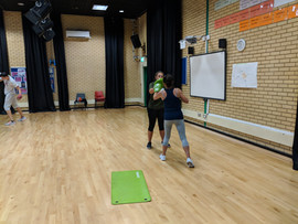 Boxing Circuts @ Lifestyle Fitness Thorns