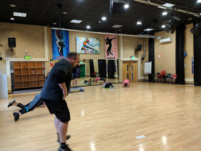 Bootcamp @ Lifestyle Fitness Thorns