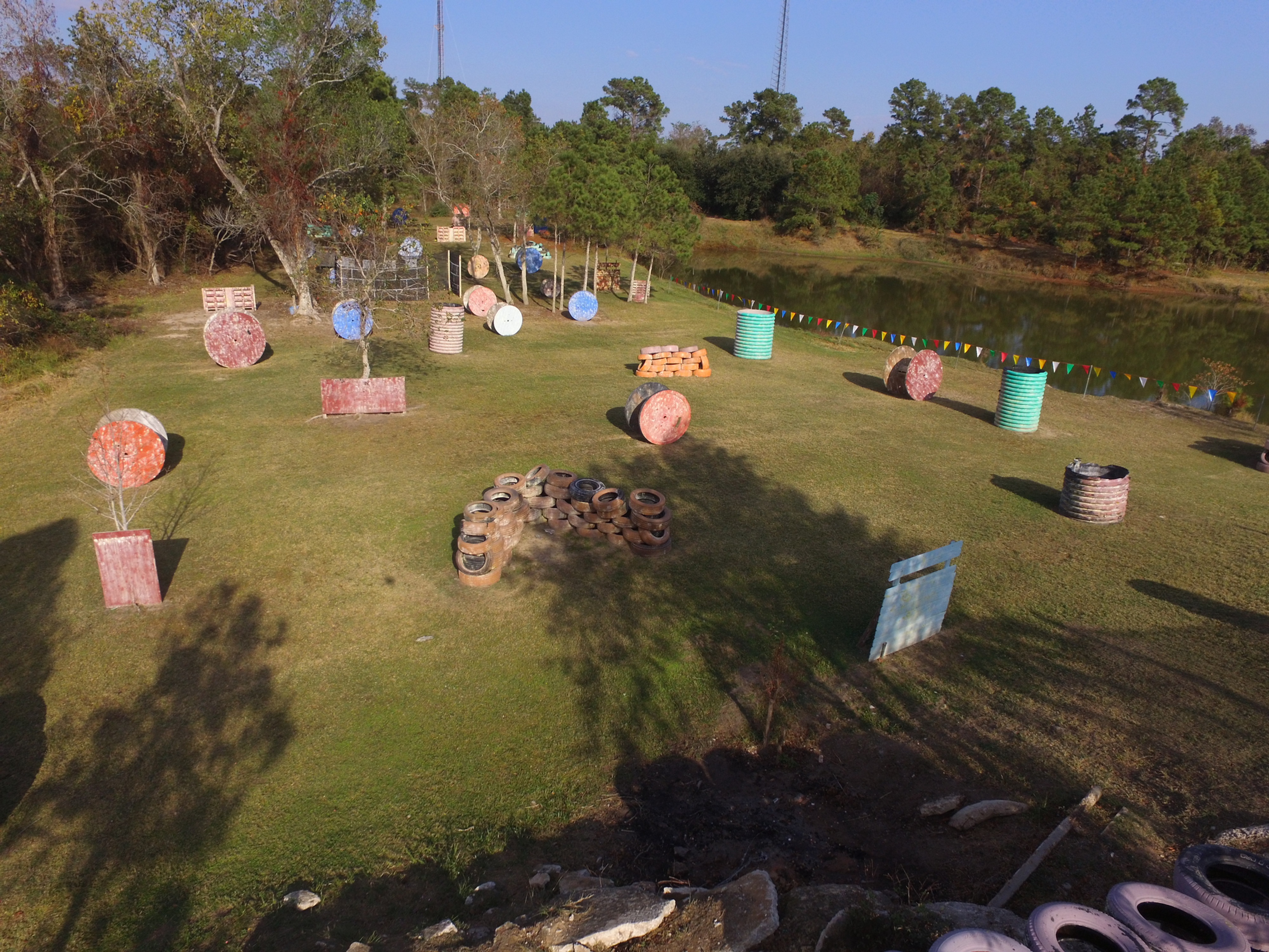 Paintball Party for 10