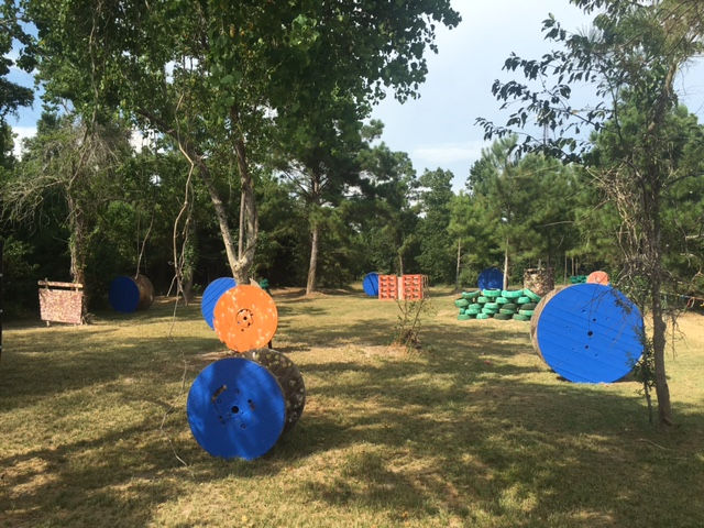 Paintball Party for 12+