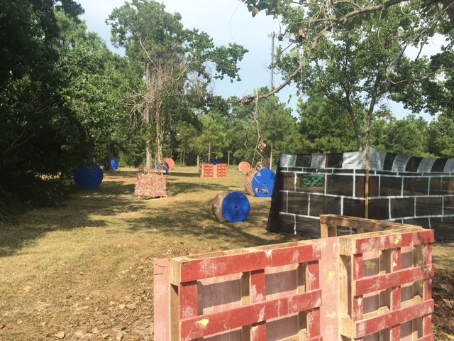 Paintball Party for 12