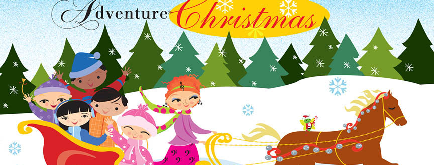 My First Piano Adventures: Christmas Book B