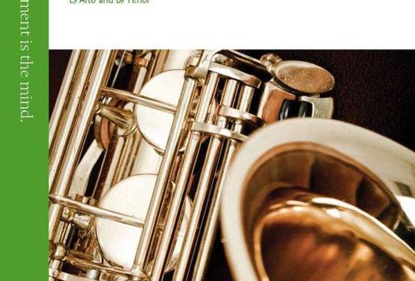 Saxophone Etudes: Level 5 to 8