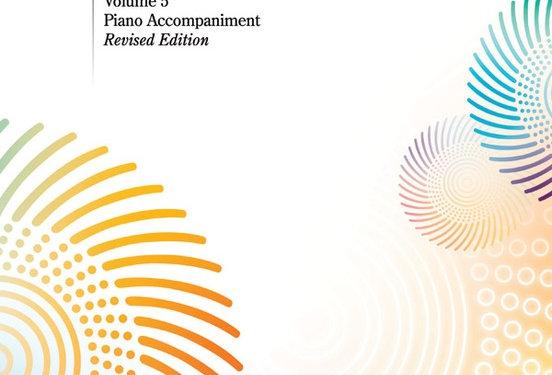 Suzuki Viola School Volume 5 Piano Accompaniment