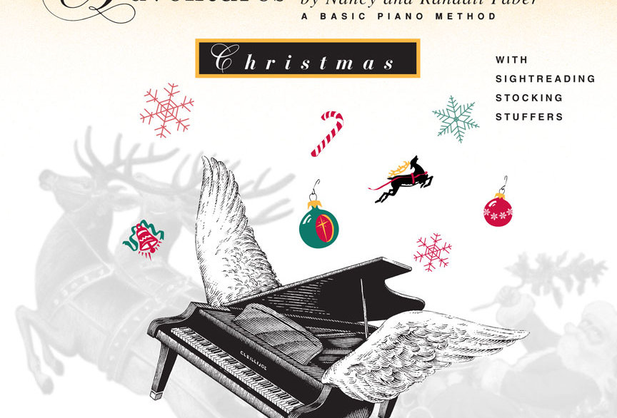 Piano Adventures: Christmas Book Level 4