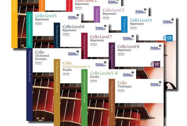 Cello Series Complete Set