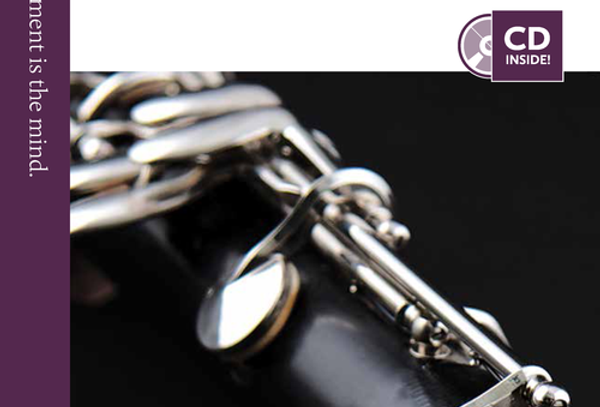 Clarinet Repertoire Level 8