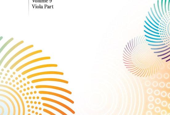 Suzuki Viola School Volume 9