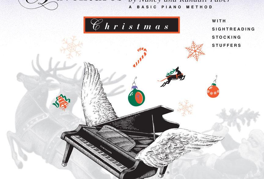 Piano Adventures: Christmas Book Level 3B