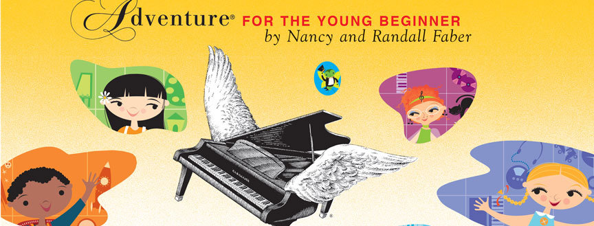 My First Piano Adventures: Lesson Book A
