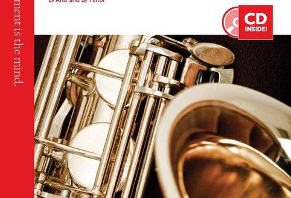 Saxophone Repertoire Level 2
